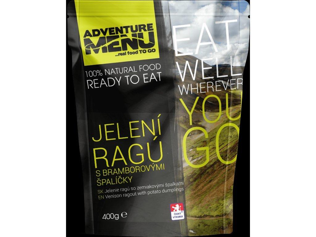 Adventure menu hlavní jídlo 1 porce 01