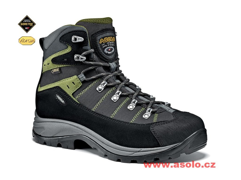 Asolo boty Revert GV ML - Makalu outdoor e5ef6cd138
