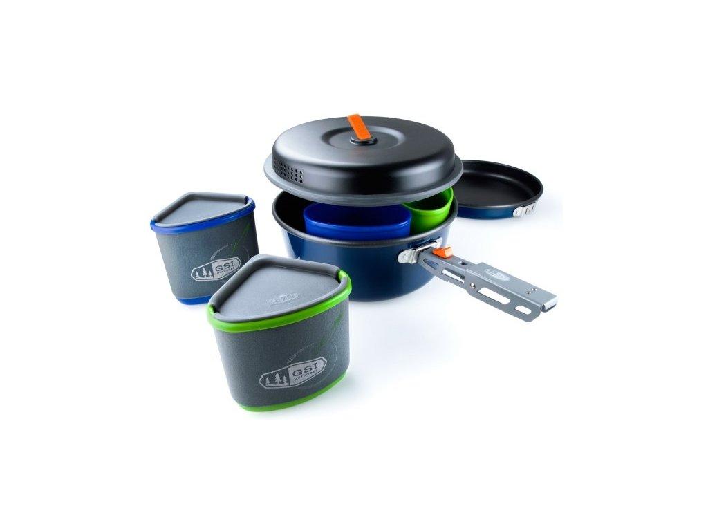 GSI Outdoors sada nádobí Bugaboo Backpacker 01