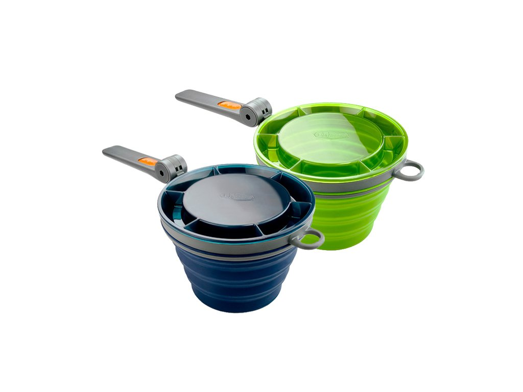 GSI Outdoors hrnek Collapsible Fairshare Mug