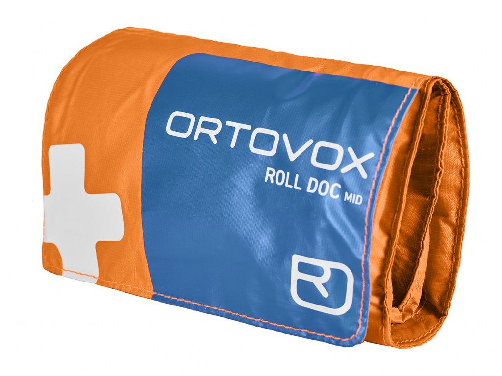 Ortovox lékárnička First Aid Roll Doc Mid 01