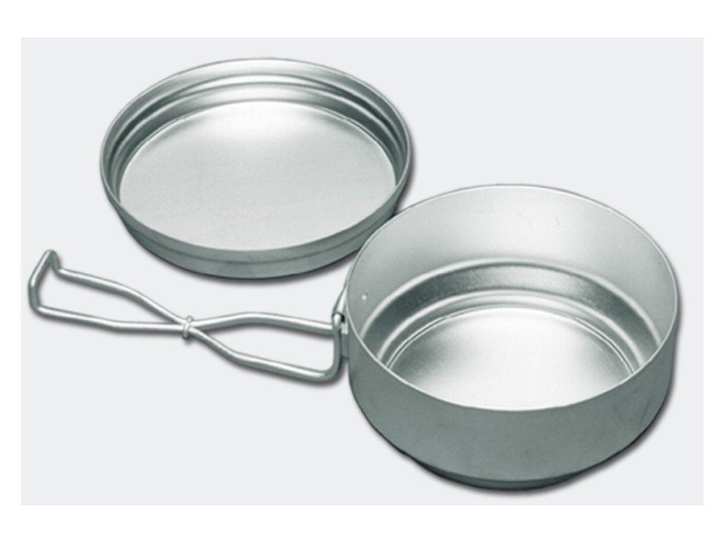 ALB forming hliníkové nádobí dvoudílné (ešus)