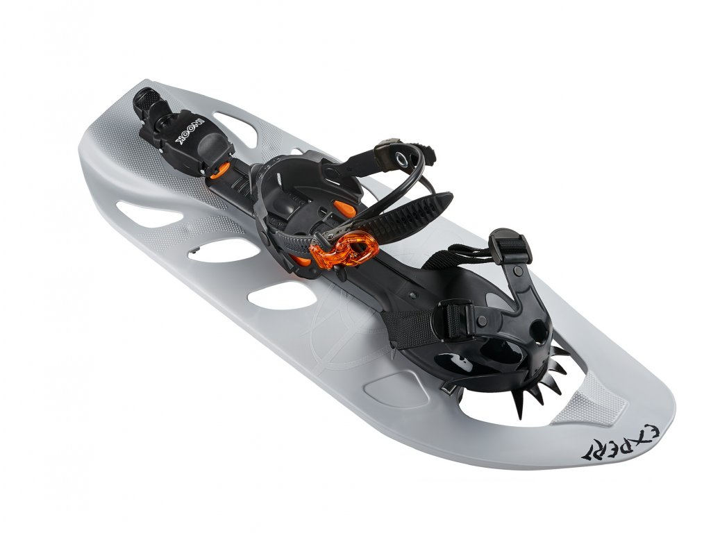 Inook sněžnice Expert  + ZDARMA NESMEKY, páskové na špičku boty 2-3 hroty