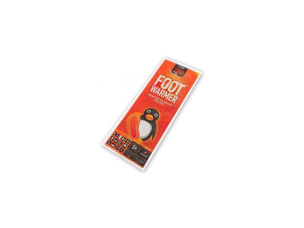 Ohřívač chodidel Foot Warmer (ohřívací vložky) 01