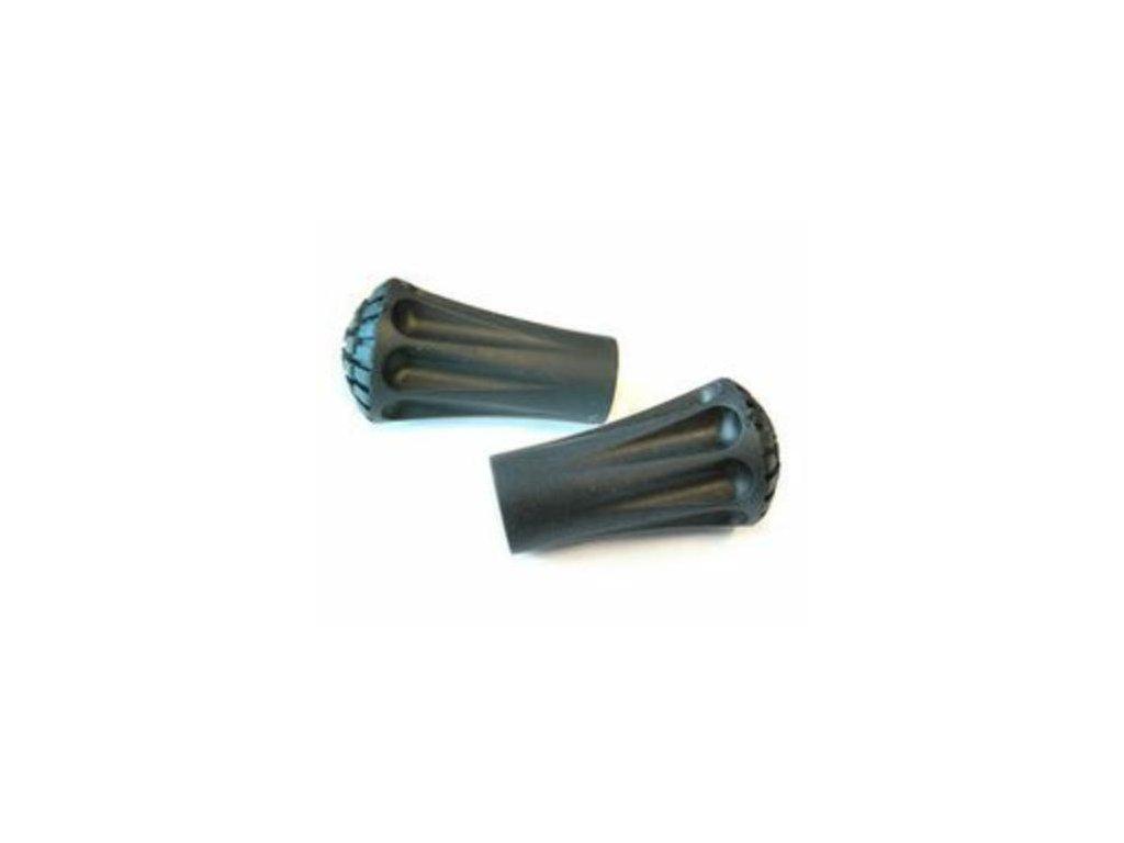 Fizan ochranný gumový kryt (botička) trekových holí RACE