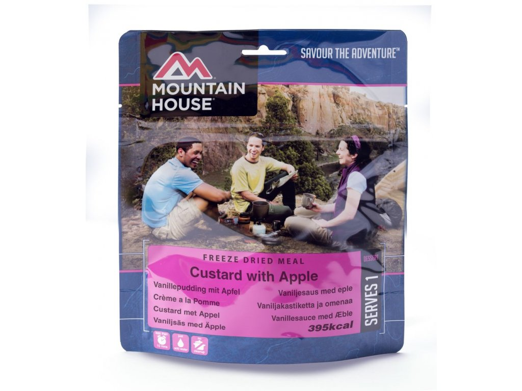 Mountain House dezert 1 porce 01