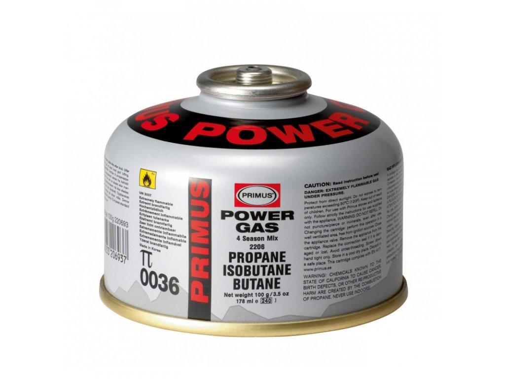Primus plynová kartuše Power Gas 100g