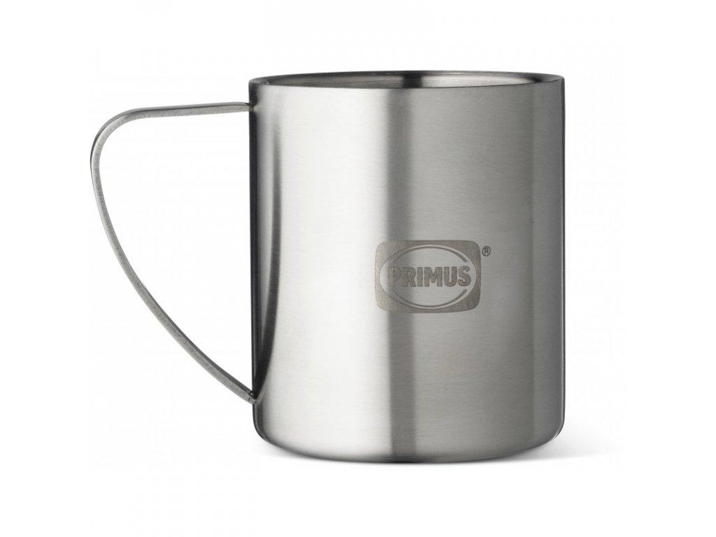 Primus nerezový hrníček 4 Season Mug 0.2 l 01