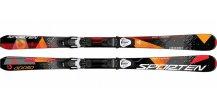 Sporten sjezdové lyže Apollo red 16/17 set deska vázání Tyrolia PR 11