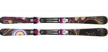 Sporten sjezdové lyže Mystic black 16/17 set deska vázání Tyrolia SX 10