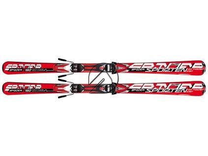 Sporten sjezdky SPIDER 170cm set vázání Tyrolia SX10 (sleva 42%)