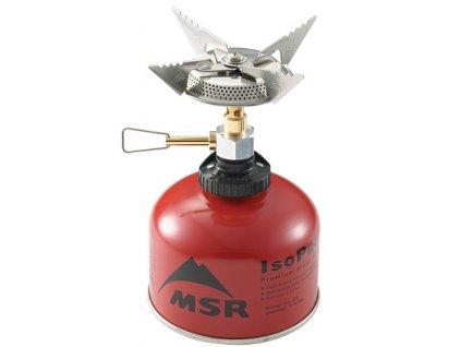 MSR vařič SuperFly