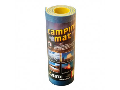Yate pěnová karimatka dvouvrstvá 10mm