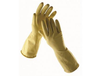 Latexové chemické rukavice Červa Starling