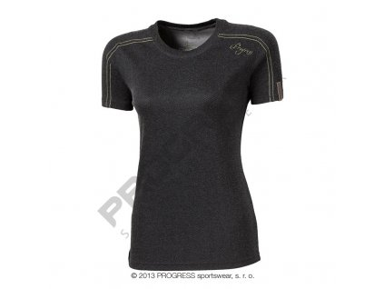 Progress dámské tričko ROSE - SKLADEM M sleva 32%
