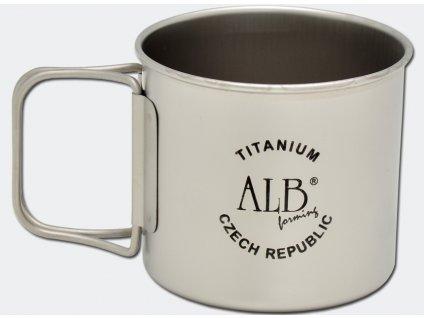 ALB forming titanový hrníček 0,5 l