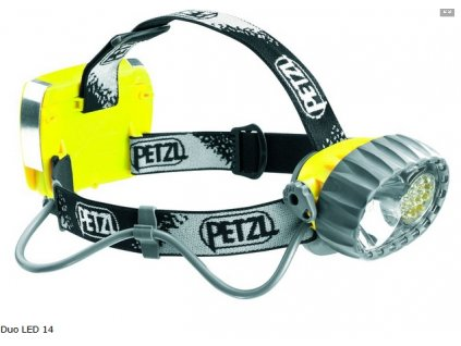 Petzl čelovka Duo LED 14