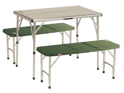 Coleman sada nábytku Pack-Away Table For 4