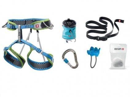 Ocún horolezecký set Climbing WeBee Set