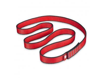 Ocún nylon smyčka O-sling PAD 19 mm 80cm