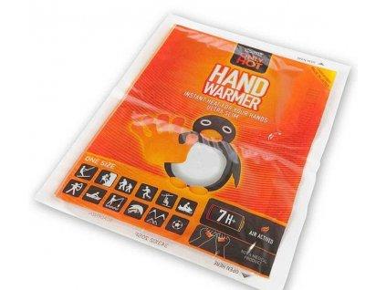 Ohřívací sáčky (tučňák - ohřívač rukou hand warmer)