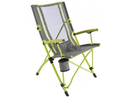 Coleman křeslo Bungee Chair Lime 01