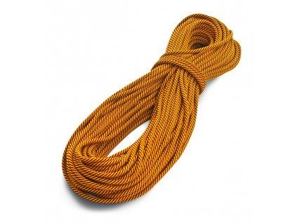 Tendon lano Master 7,8 60m Complete shield červená/žlutá