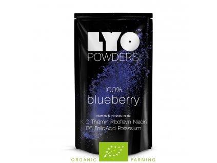 Lyofood ovocný nápoj LYO POWDERS, expirace 03.2018