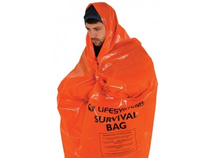 Lifesystems záchranný vak Survival Bag 01
