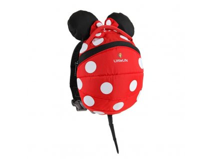 Littlelife dětský batůžek Disney Toddler Backpack Minnie Mouse 01