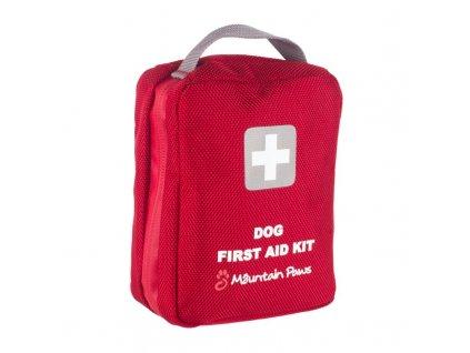Mountain Paws lékárnička pro psy Dog First Aid Kit 01