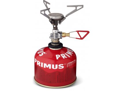Primus plynový vařič MicronTrail Stove Duo 01