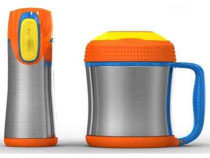 Contigo sada Kids TS Scout Mug and Jar 01