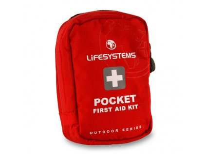 Lifesystems lékárnička Pocket First Aid Kit