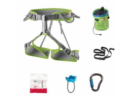 Ocún horolezecký set Climbing Twist Set 01