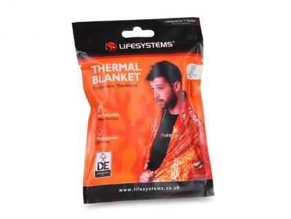 Lifesystems záchranná folie Thermal Blanket