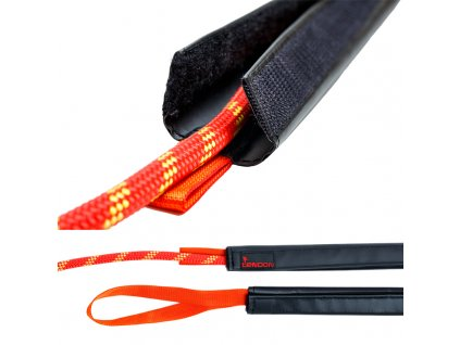 Tendon chránič lana Rope protector 100cm