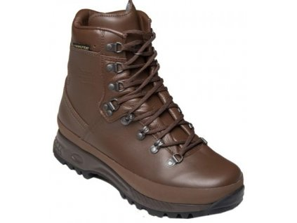 Hanwag boty Special Force GTX hydro brown 01