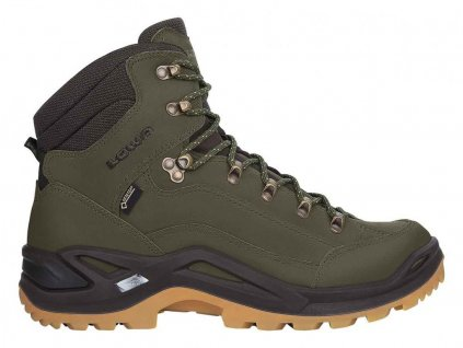 Lowa boty RENEGADE GTX MID forest