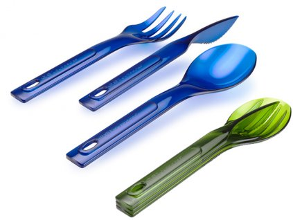 GSI Outdoors příbor Stacking cutlery set