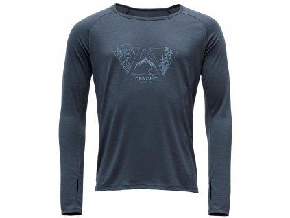Devold triko Flø man shirt 01