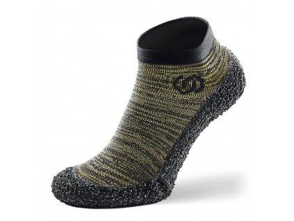 Skinners ponožkoboty Adults Athleisure Line Olive Green 01
