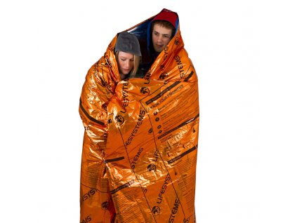 Lifesystems záchranná folie Heatshield Blanket double