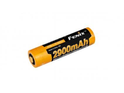 Fenix mrazu odolná dobíjecí baterie 18650 2900 mAh (Li Ion) 01
