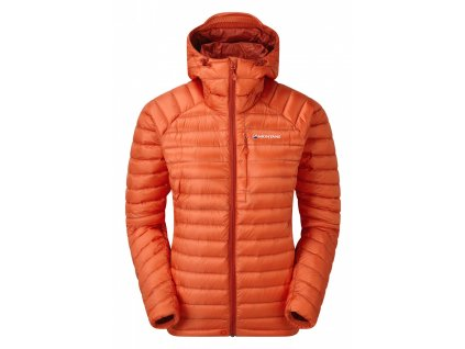 Montane péřová bunda Womens Featherlite Down Jacket 01