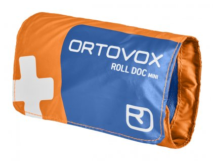 Ortovox lékárnička First Aid Roll Doc Mini 01