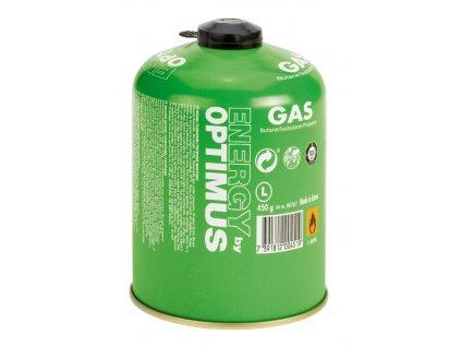 Optimus plynová kartuše 450g