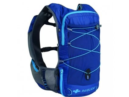 RaidLight běžecký batoh Active Vest 6L Dark Blue 01