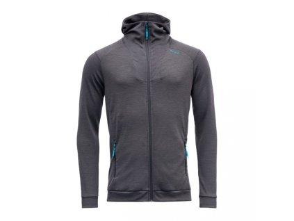 Devold mikina Aksla man jacket Hood