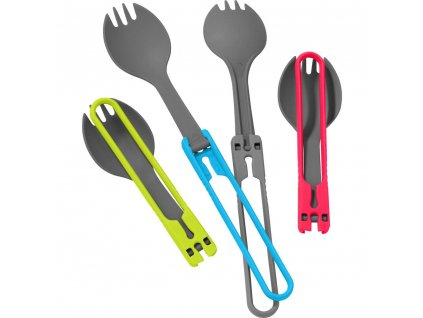 56850 1 lzice msr folding utensils sporks